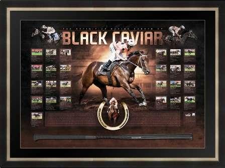 Black Caviar simply The Greatest!